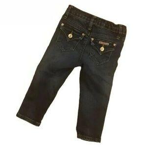 Hudson Bottoms - Hudson Infant  Baby  Flap Pocket Denim Jeans